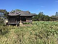 Iyodang hall and Seochulji Pond.jpg