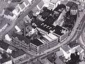 J. Hakenmüller - Textilfabrik, 1900, 1910 und 1930-1936 erbaute Produktions- und Verwaltungs-Gebäude Ecke Hechinger- und Goethestraße in Albstadt-Tailfingen, 1887-1980.jpg