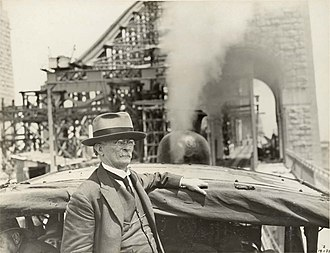 John Bradfield (engineer) - Image: JJC Bradfield Sydney Harbour Bridge 1932