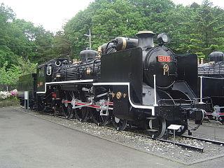JNR Class C51 Class of 289 Japanese 4-6-2 locomotives