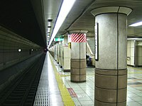 JREast-Hatchobori-station-platform.jpg