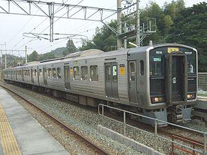 Fukuhoku Yutaka Line - Fukuhoku Yutaka Line 813 series local EMU