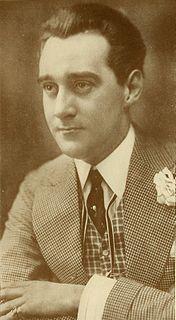 Jack Standing British actor (1886-1917)