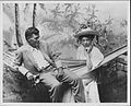 Jack and Charmian London in Hawaii (PP-75-4-019).jpg