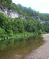 Jacks Fork River bluffs 1 jsigler.jpg