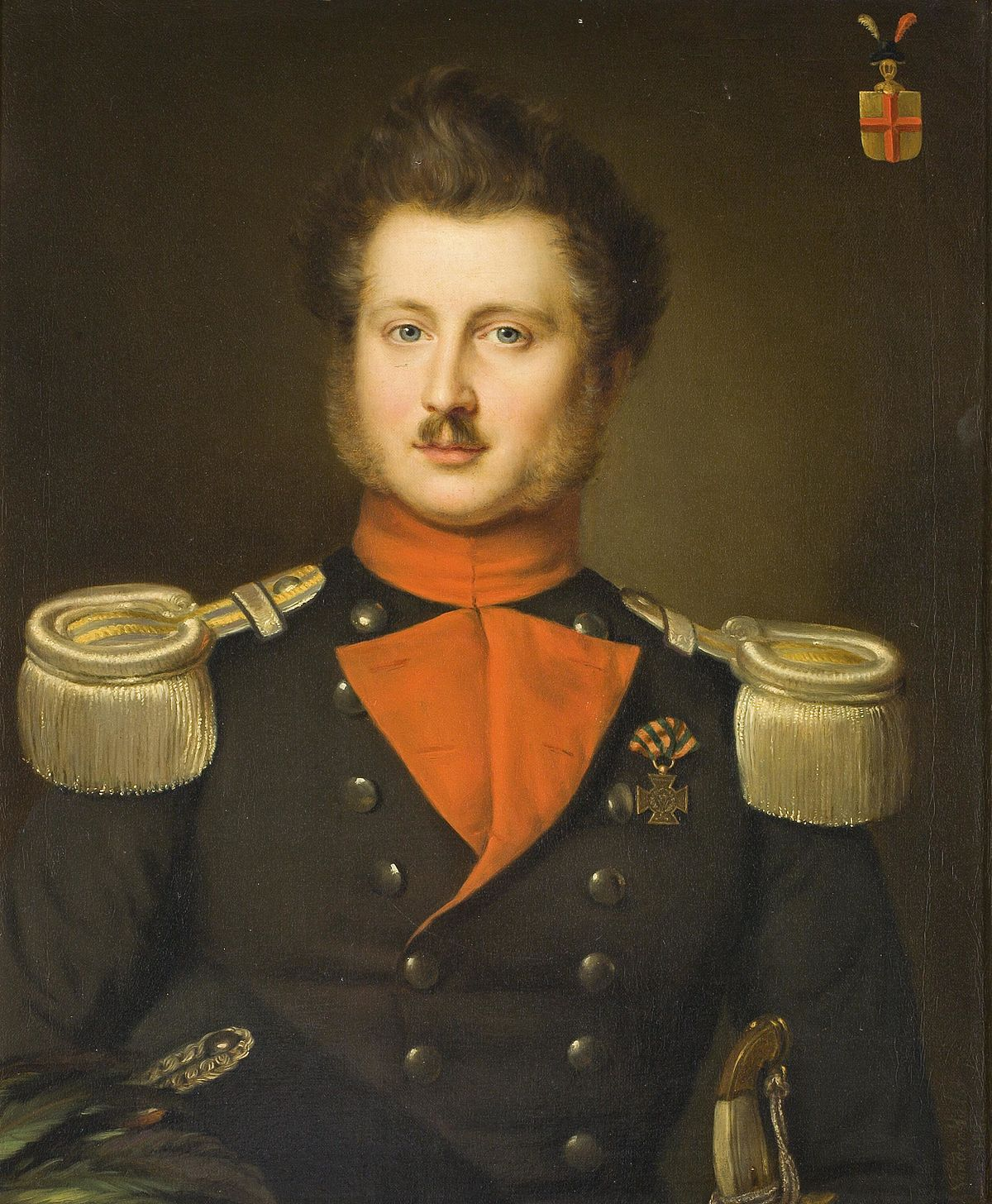 Jacob Derk Carel Baron van Heeckeren (1809-1875), by Jean-Baptiste Van der Hulst.jpg