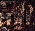 Jacopo Tintoretto - The Crucifixion of Christ - WGA22477.jpg
