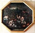 Jacopo bassano (bottega), allegoria del fuoco, genova.JPG