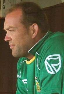 portrait of Jacques Kallis