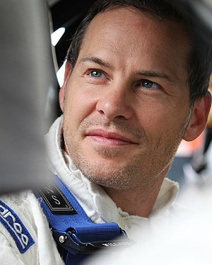 Jacques Villeneuve - Image: Jacques Villeneuve at Mont Tremblant 2010 01