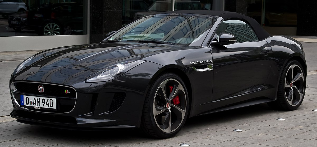 Jaguar F Type Wikipedia