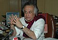 Jairam Ramesh briefing the press on the outcome of the Workshop on Elimination of Child Labour in sector-specific industries having substantial export markets, in New Delhi on December 03, 2007.jpg