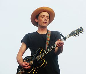 Jakob Dylan - Jakob Dylan performing in Minnesota in 2014