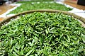 Jakseol green tea leaves.jpg
