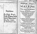 James Cook; Mellificium Chirurgiae, 1648 Wellcome L0002256EC.jpg