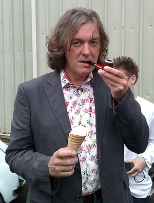 James May - May in 2007