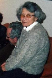 Janina Altman Israeli non-fiction writer, chemist and writer