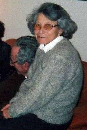 Janina Altman - Janina Altman (née Hescheles)