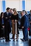 Jared Kushner and Ivanka Trump at the Charleston International Airport, February 2017.jpg