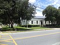 Jasper Post Office, Florida (SW corner).JPG