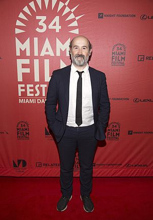 Javier Cámara - Cámara at the 2017 Miami International Film Festival