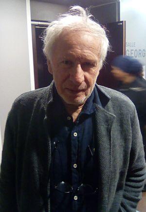 Jean-François Laguionie - Laguionie in 2016.