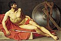 Jean-Germain Drouais - Dying Athlete or Wounded Roman Soldier.jpg
