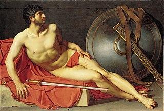 Soldat romain blessé
