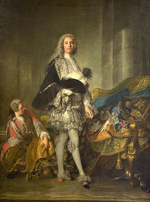 Richelieu, Louis François Armand de Vignerot du Plessis, duc de (1696-1788)