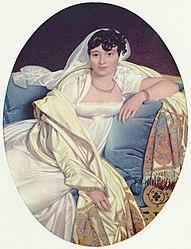 Jean Auguste Dominique Ingres: Madame Rivière