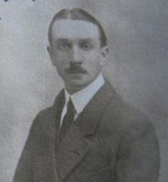 Jean Decoux - Decoux in 1919