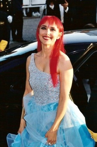 Jeanne Mas - Jeanne Mas at Cannes (2001)
