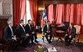 Jefa de Estado se reúne con Gobernador de Entre Ríos Argentina (21354767994).jpg