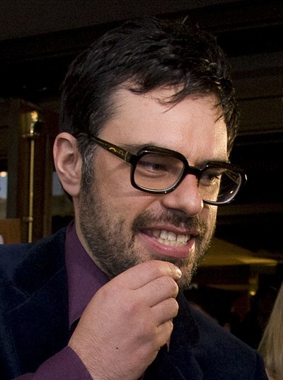 Jemaine Clement, New Zealand - American actor and musician