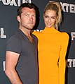 Jennifer Hawkins, Sam Worthington.jpg