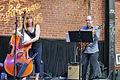 Jennifer Leitham Trio at the Lighthouse Cafe, 10 June 2012 (7406814856).jpg