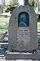 Jens Wang, gravminne på Vår Frelsers gravlund, Oslo.jpg