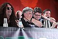 Jess Harnell, Maurice LaMarche, Sean Astin & D. C. Douglas (27460022611).jpg
