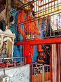 Jhand Hanuman a temple of lord Hanuman in Jungle of Jambughoda.jpg