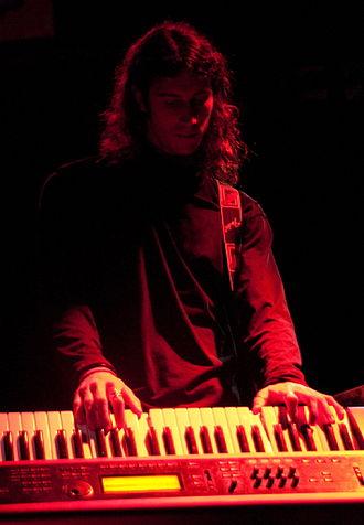Joe Atlan - Joe Atlan performing live in 2010.