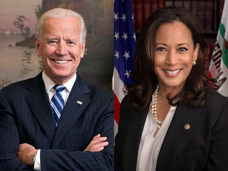 File:Joe Biden, Kamala Harris (collage).jpg