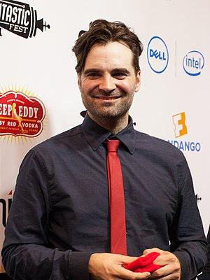 Joe Lynch (director) - Lynch in 2014
