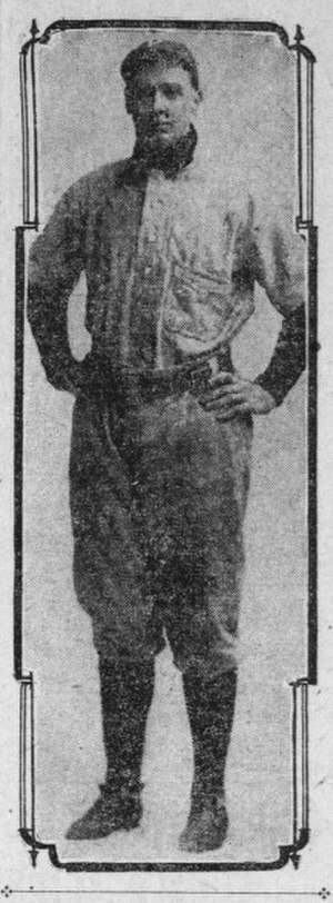 Joe Nealon - Image: Joe Nealon 1909