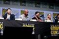 Joel Edgerton, Will Smith, Edgar Ramirez & Lucy Fry (35335173483).jpg