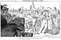 Johan Braakensiek - The celebration of Hartjesdag - satirical print 1895.jpg