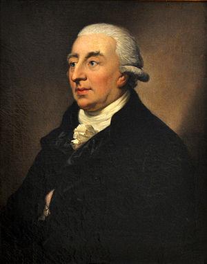 Johann Christoph Adelung - Johann Christoph Adelung, in a portrait by Anton Graff