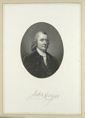 John Cruger Jr.