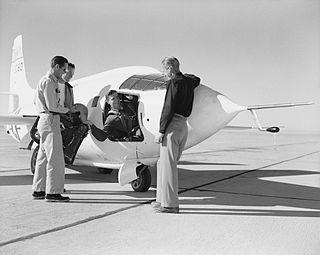 John H. Griffith NASA test pilot