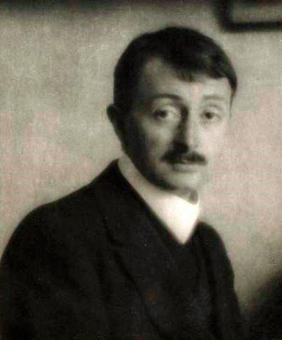 John Masefield 1913