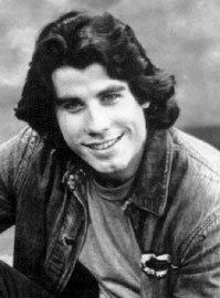 John Travolta 1976 (cropped)
